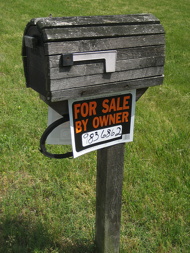 Think you should 'For Sale by Owner'?