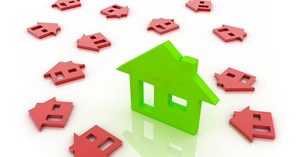 Home Sales are NOT Collapsing!